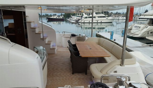 Agave Charter Yacht - 7
