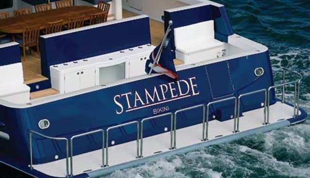 Stampede Charter Yacht - 4