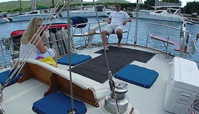 Drumbeat I Charter Yacht - 5
