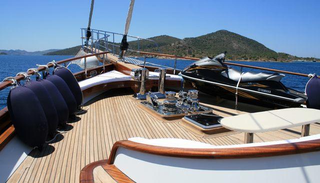 Kaya Guneri V Charter Yacht - 7