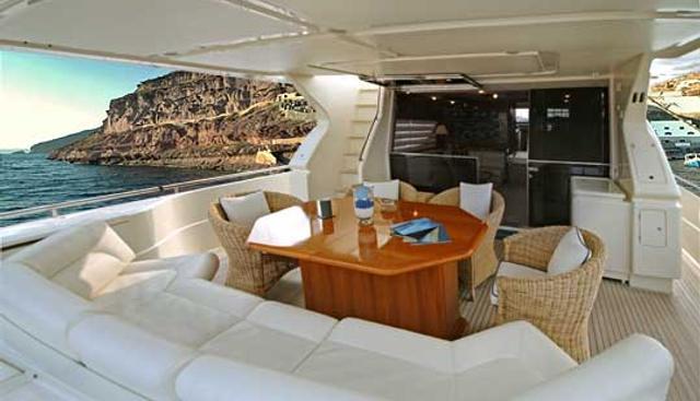 Sea Dog Charter Yacht - 3