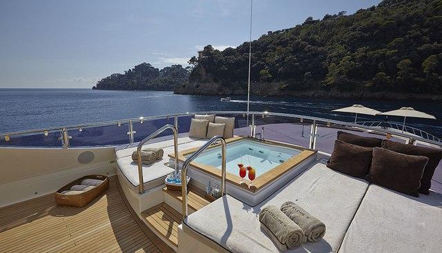 Antelope III Charter Yacht - 4