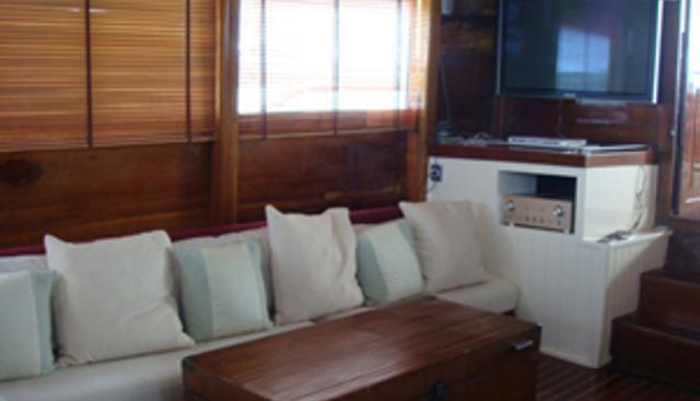 Classic Ketch Charter Yacht - 3