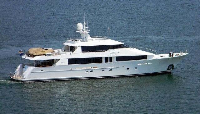 Tsalta Charter Yacht - 4