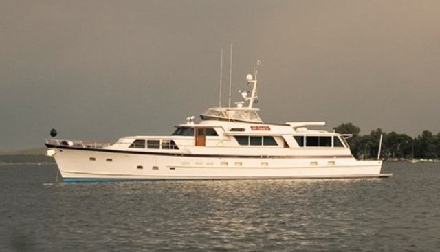 Allante Charter Yacht