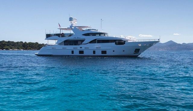 Gala Charter Yacht