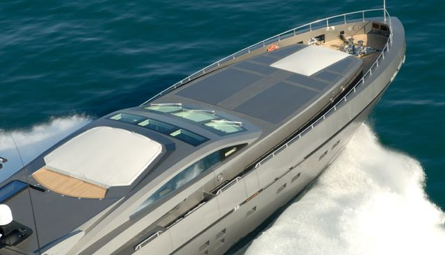 Pure Insanity Charter Yacht - 3