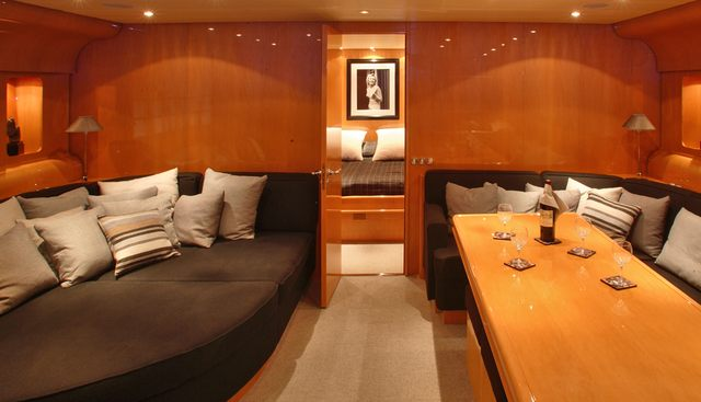 Sarah A Charter Yacht - 7