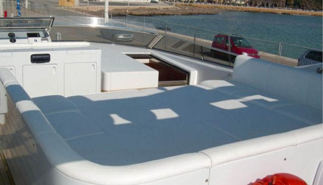 Diano 24 Charter Yacht - 4