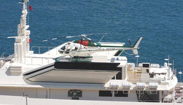 Kingdom 5KR Charter Yacht - 3
