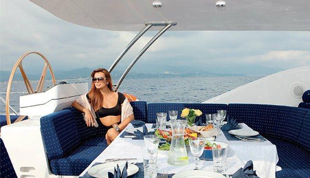 Nostromo Charter Yacht - 4