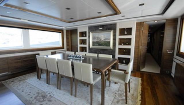 Steel Charter Yacht - 8