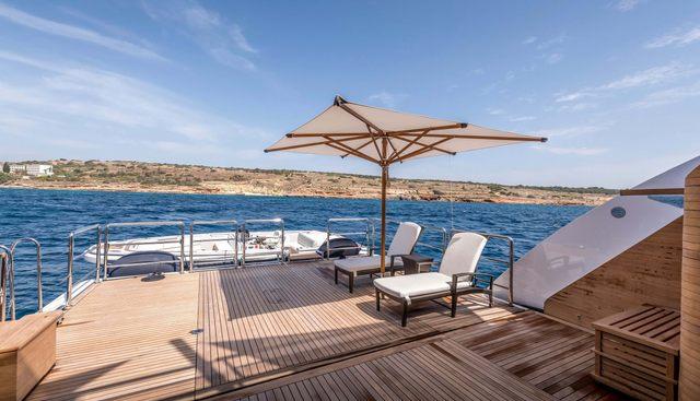 Talisman C Charter Yacht - 4