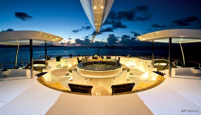 Hemisphere Charter Yacht - 2