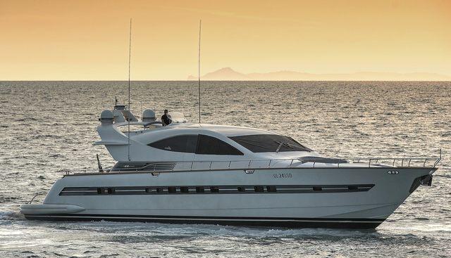 Ludi Charter Yacht