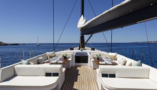 Shamanna Charter Yacht - 3