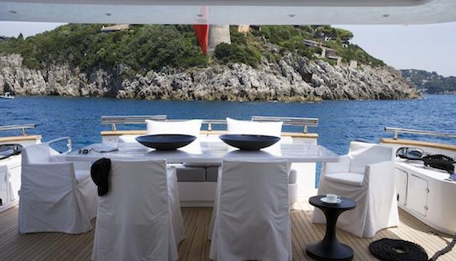 Nikca Charter Yacht - 4