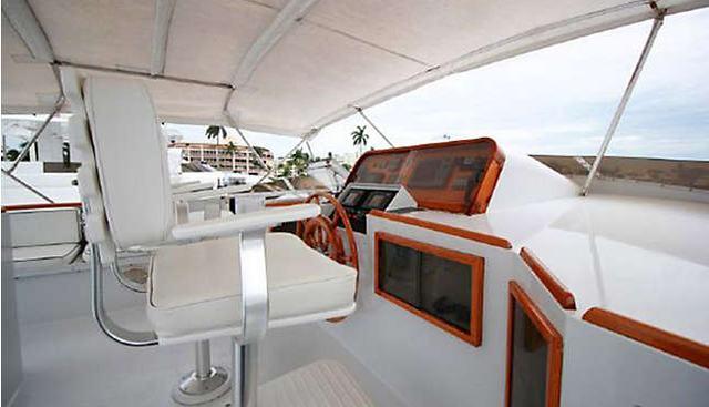 Zantino III Charter Yacht - 3
