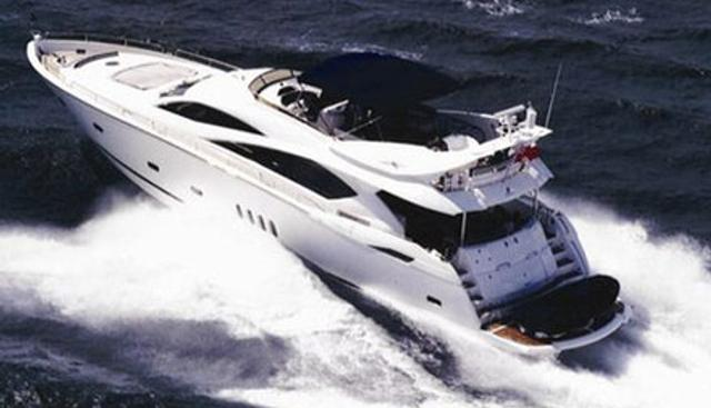 Champagne Lady Charter Yacht