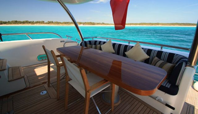 Midas Touch Charter Yacht - 4