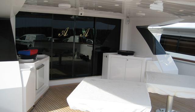 Kenayl II Charter Yacht - 3
