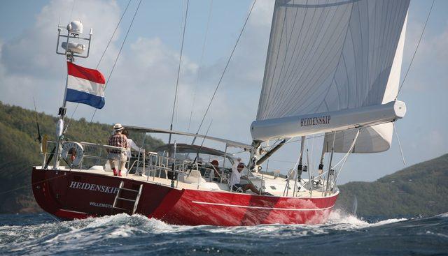 Heidenskip 84 Charter Yacht - 4