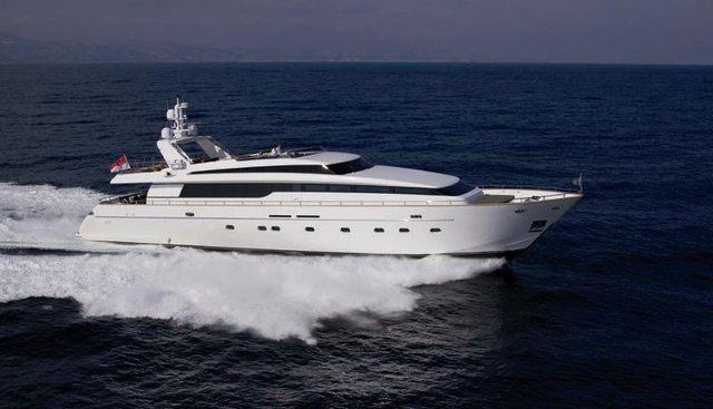 Dandy Six Charter Yacht
