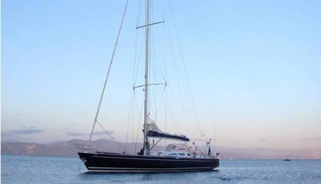 L'Ile Nue Charter Yacht