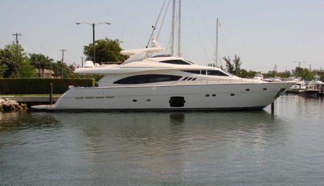 Bjorg IV Charter Yacht