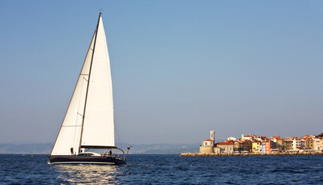 Geometry Charter Yacht - 2