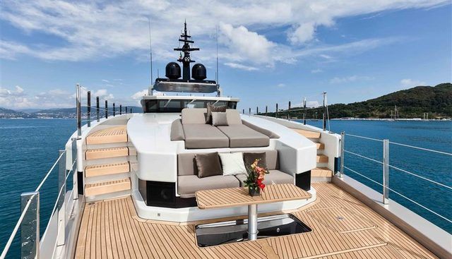 Jedi Charter Yacht - 2