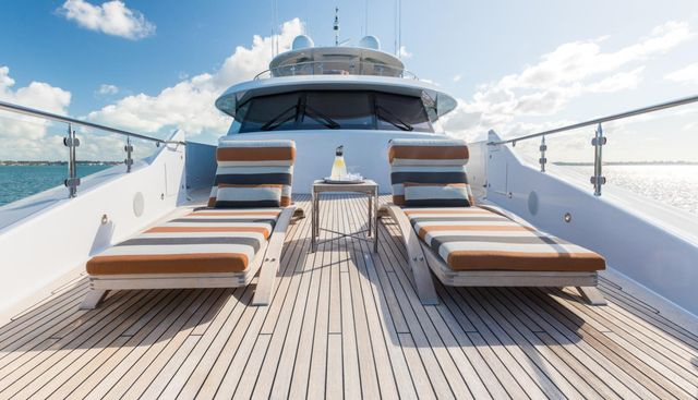 Arms Reach Charter Yacht - 3