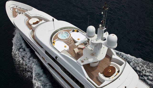 Lady Anastasia Charter Yacht - 3