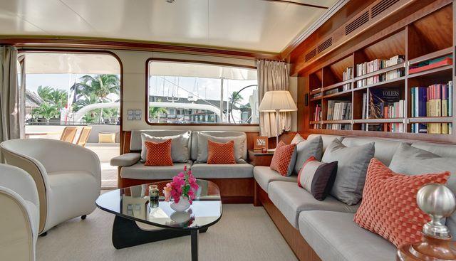 Azizam Charter Yacht - 5