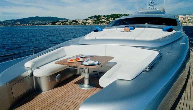 Shooting Star Charter Yacht - 2