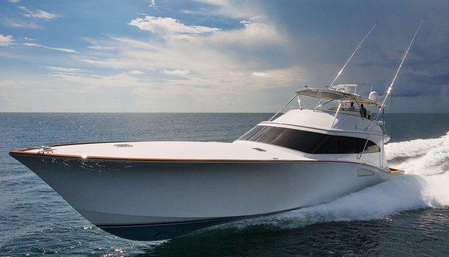 No Vacancy Charter Yacht