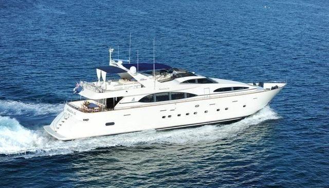 Natalia Charter Yacht - 6