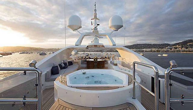Blue Night Charter Yacht - 4