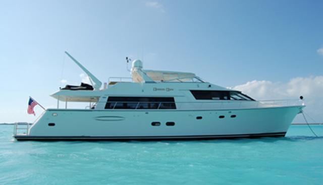 Tau Charter Yacht