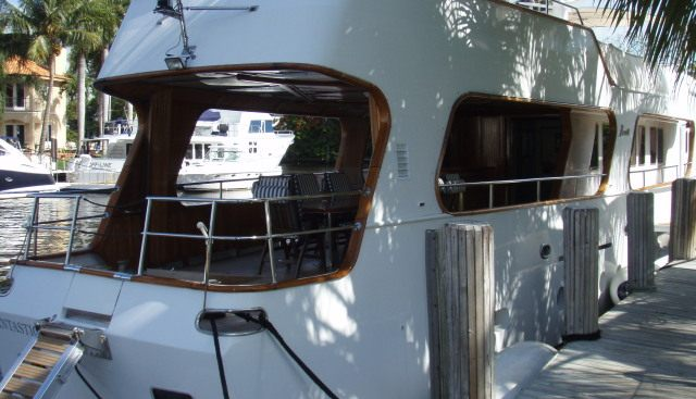 Fantastique Charter Yacht - 2