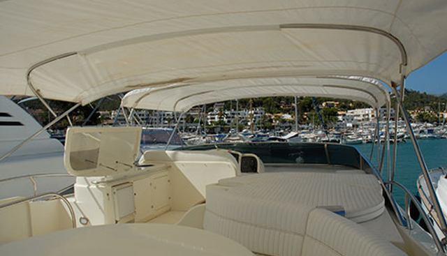 Cridamar Charter Yacht - 8