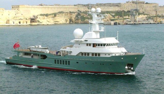 MMM Charter Yacht