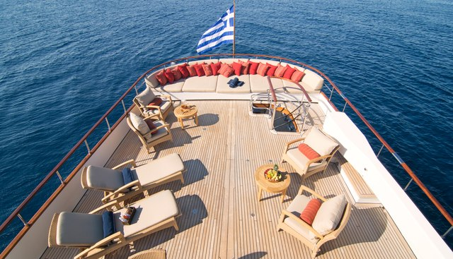 Parvati Charter Yacht - 3