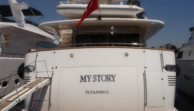 My Story Charter Yacht - 5