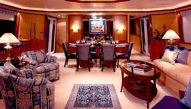 Westport 98 Charter Yacht - 4