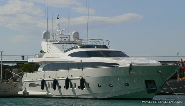 Matchinho Bis Charter Yacht