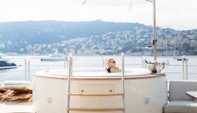 Justa Delia Charter Yacht - 3