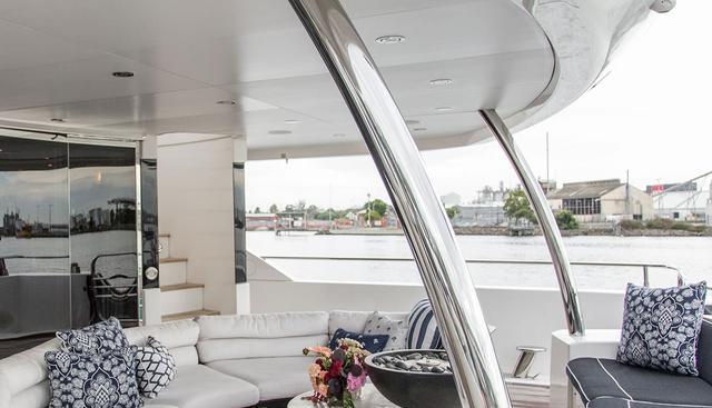 Nancy-Jean Charter Yacht - 4