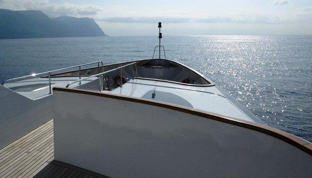 Svyatoy Nikolay Charter Yacht - 4