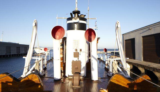 Fifer Charter Yacht - 3